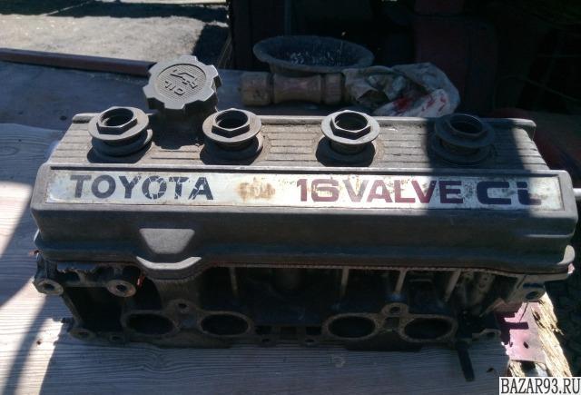 Тойота двигатель 4sfе