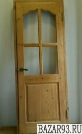 Межкомнатная дверь ширина полотна 80 см