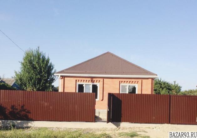Продам дом 1-этажный дом 82 м² ( кирпич )  на участке 5 сот.  ,  в черте города