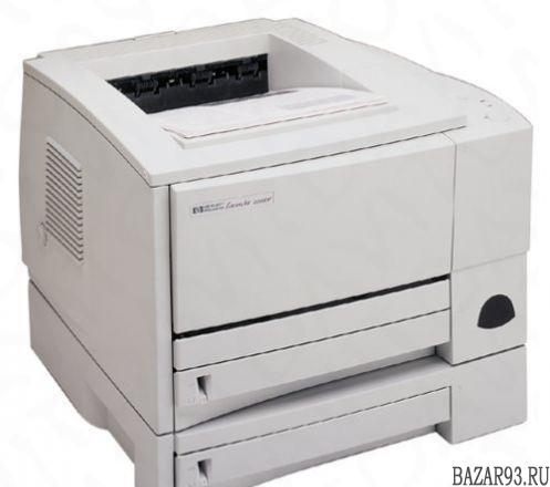 HP LaserJet 2100TN + 5 новых картриджей HP 96A