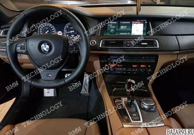 NBT для BMW F-серии