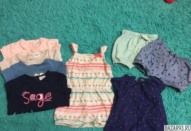 Пакет летней одежды