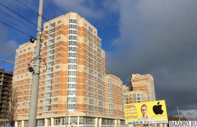 Продам квартиру в новостройке ЖК «на пр-те Ленина» ,  2 очередь 2-к квартира 67.