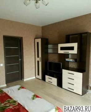 Сдам квартиру посуточно 1-к квартира 45 м² на 1 этаже 3-этажного монолитного дом