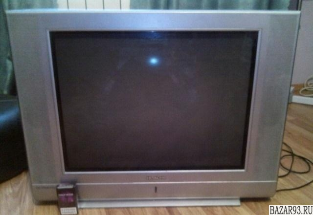 Телевизор hitachi C25-TF650S