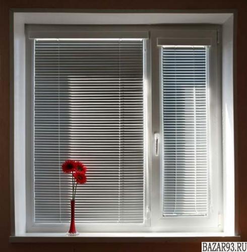 Окно со стеклопакетом smart