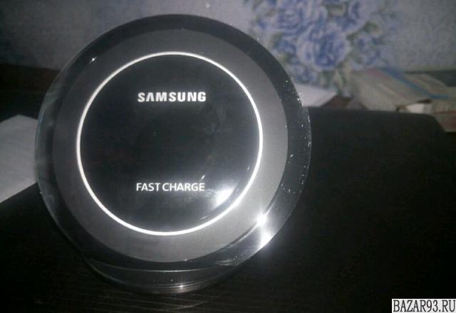 Беспроводная зарядка на сотовые телефоны
