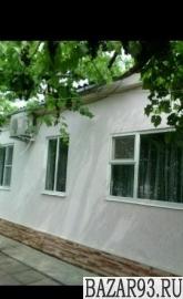Продам дом 1-этажный дом 100 м² ( газоблоки )  на участке 4 сот.  ,  в черте гор