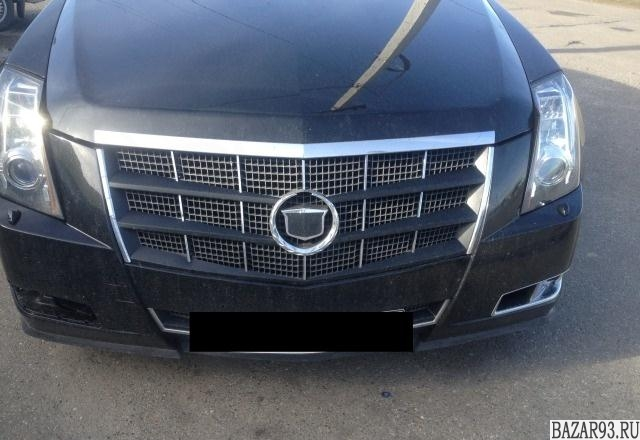 Решетка радиатора Cadillac cts 2