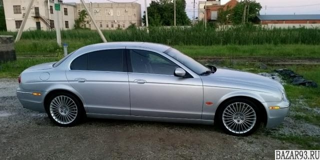 Jaguar S-type,  2007