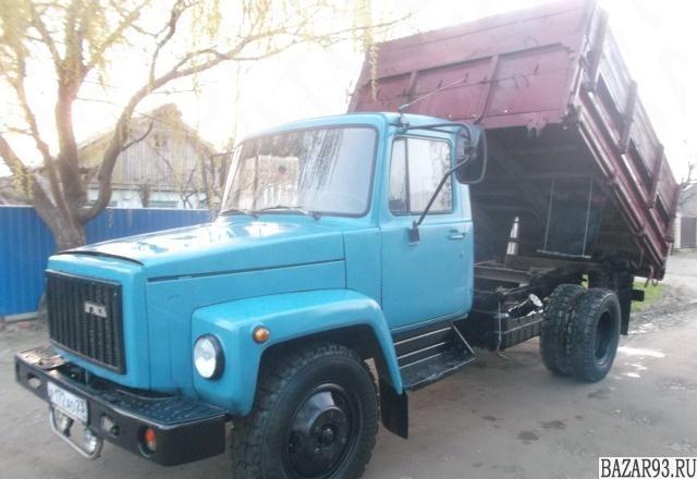 Продаю газ-саз3507