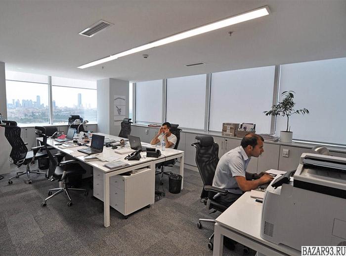 Открытая вакансия подработки в офисе.  Центр города