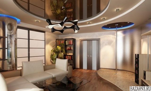 Продам квартиру 1-к квартира 46 м² на 1 этаже 5-этажного кирпичного дома