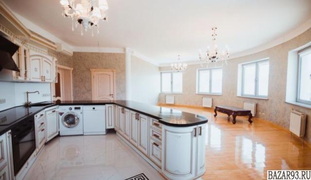 Продам квартиру 4-к квартира 136 м² на 3 этаже 24-этажного монолитного дома