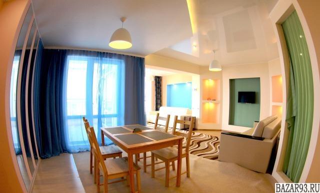 Сдам квартиру посуточно 2-к квартира 85 м² на 8 этаже 23-этажного кирпичного дом