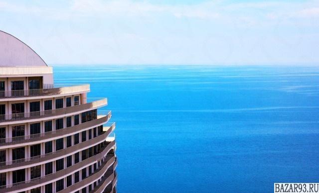 Сдам квартиру посуточно Студия 46 м² на 3 этаже 30-этажного монолитного дома