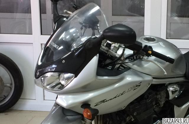 Suzuki GSF Bandit1200S Bandit 2000 без пробега