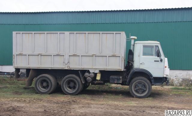 Камаз - зерновоз