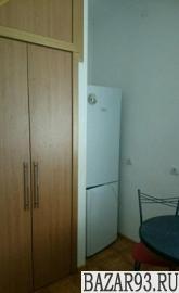 Сдам квартиру посуточно 1-к квартира 46 м² на 1 этаже 2-этажного блочного дома