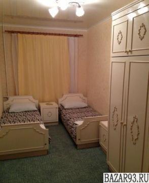 Сдам квартиру посуточно 2-к квартира 55 м² на 1 этаже 5-этажного кирпичного дома