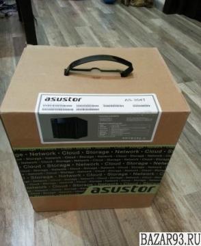 Сетевой диск NAS Asustor AS-304T