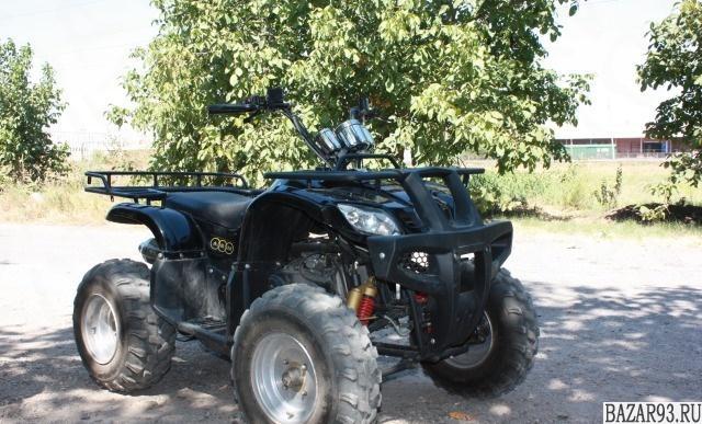 Квадроцикл Apache ATB 200