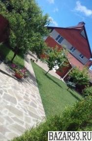 Продам дом 2-этажный дом 250 м² ( кирпич )  на участке 10 сот.  ,  в черте город