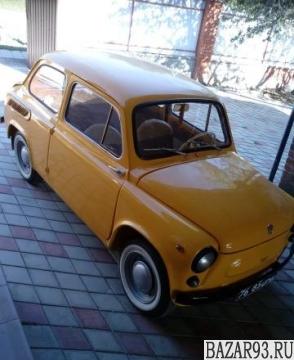 ЗАЗ 965 Запорожец,  1968