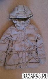 Куртка Zara girls