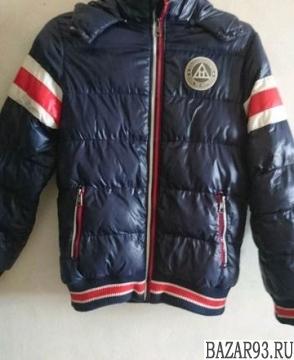 Куртка для мальчика,  рост 140-152,  зимняя