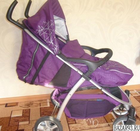 Продается коляска Geoby