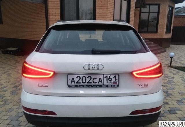Audi Q3,  2015
