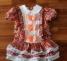Платье для девочки на рост 110см